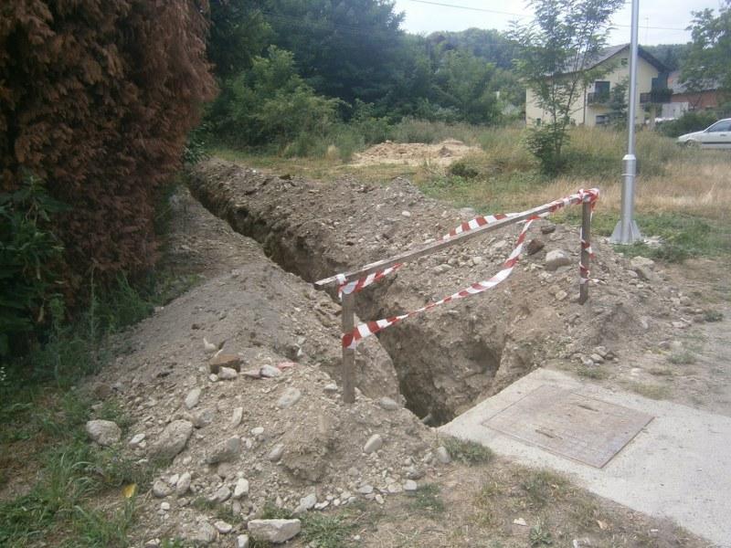 Priključak na javnu kanalizaciju