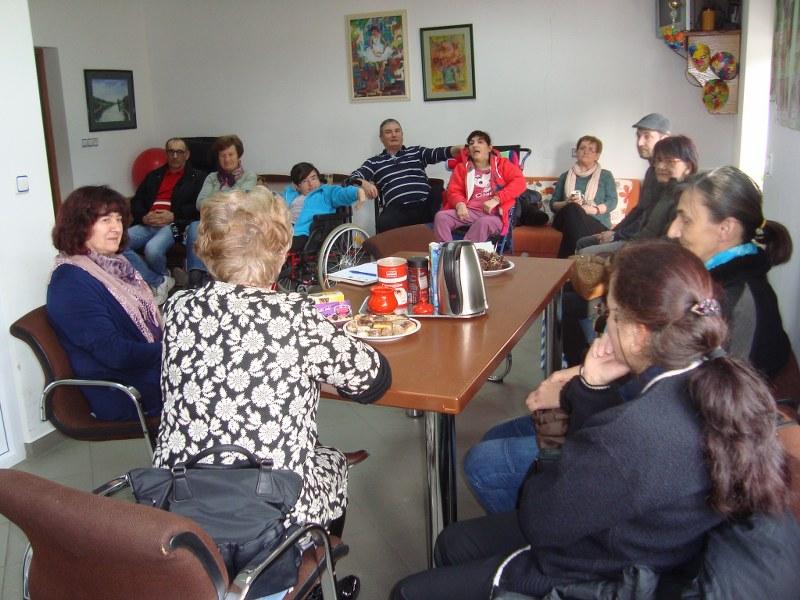 Održana druga faza edukacije za korisnike osobne asistencije (KOA)