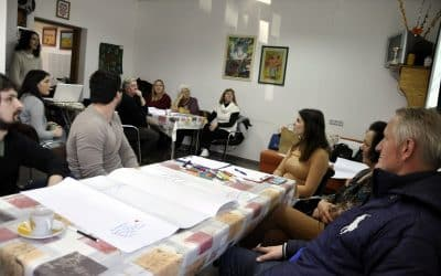 U suradnji s Lokalnim volonterskim centrom Zvono iz Belišća održana edukacija za volontere