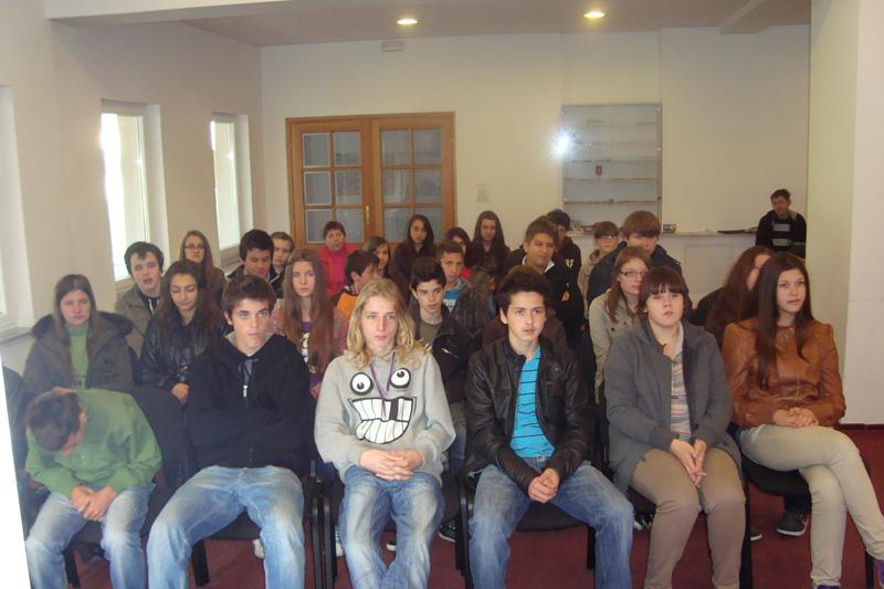 Jaglac posjetili učenici 8. razreda osnovne škole Antuna Gustava Matoša iz Čačinaca