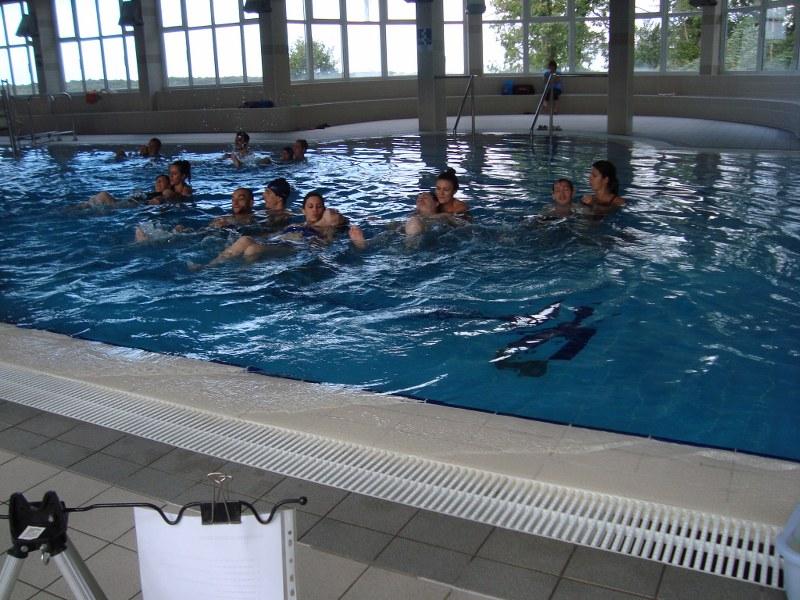 Poziv na svečano otvaranje rada Plivačkog kluba 'Orahovica'