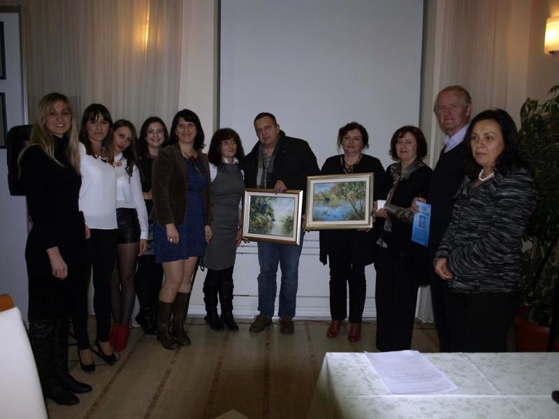 Održana aukcija slika za pomoć udruzi Jaglac