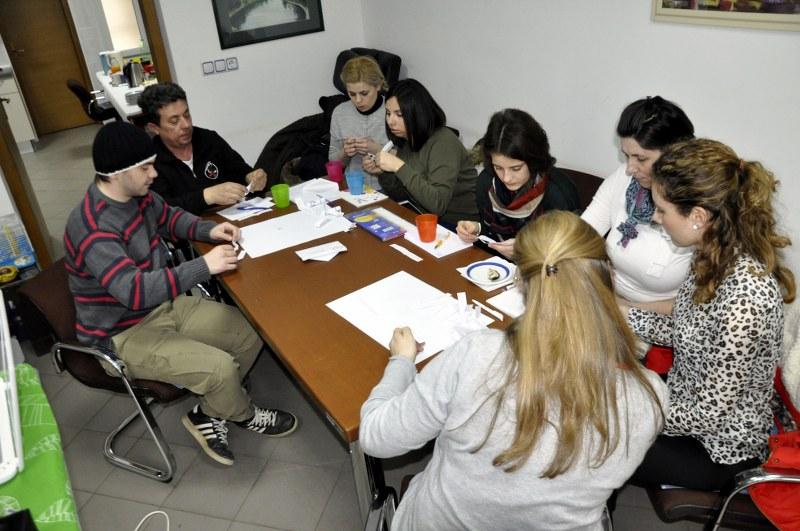 Održana edukacija za volontere u suradnji s Lokalnim volonterskim centrom Zvono iz Belišća