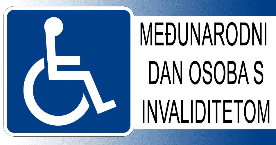 Obilježavanje Međunarodnog dana osoba s invaliditetom i Dana volontera