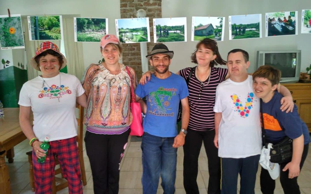 """Korisnici Udruge Jaglac sudjelovali su na 9. Festivalu alternativnih oblika rehabilitacije """"Zvoni Zvono"""""""