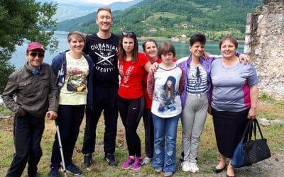 """Jaglaci osvojili 1.mjesto u """"Karike na marike"""" na 8. Susretu klubova u Pločama"""