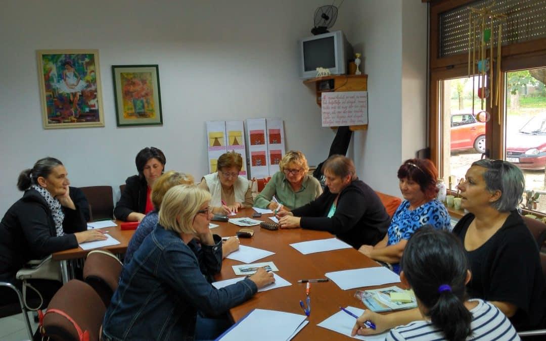 """Radionice stručne podrške u okviru partnerske suradnje na 3.godišnjem programu """"Jaglac"""" – moj drugi dom"""