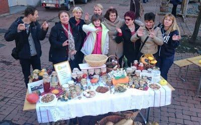 Udruga Jaglac na 11. Festivalu bundeva u Belišću i Danima kruha u Orahovici