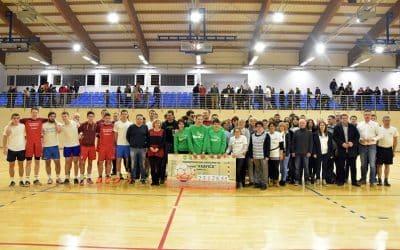 """Rekordni peti humanitarni malonogometni turnir """"4 kafića"""" u Čačincima za Udrugu Jaglac"""