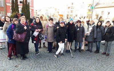"""Predstavnici udruge """"Jaglac"""" sudjelovali na """"Pohodu bušara"""" u Mohaču"""