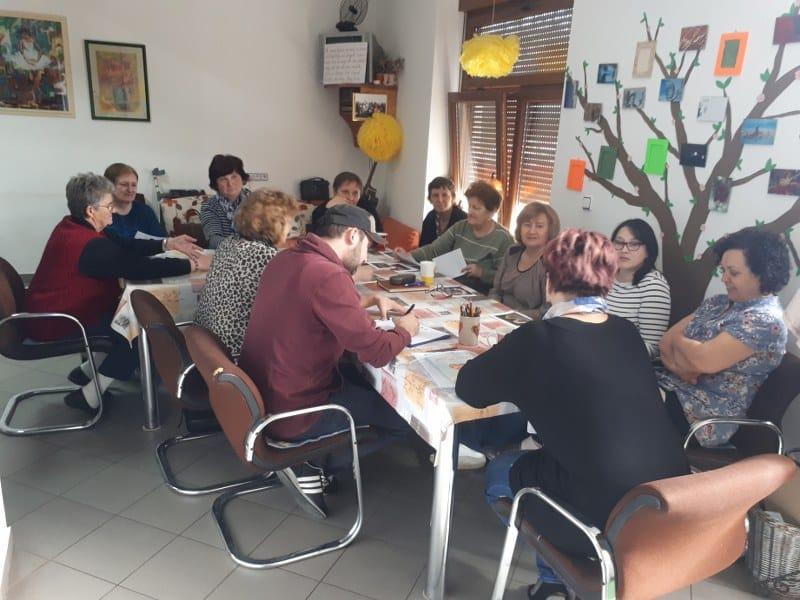Održane radonice stručne podrške za korisnike i roditelje u okviru partnerske suradnje s CZSS Virovitica Podružnica Obiteljski centar