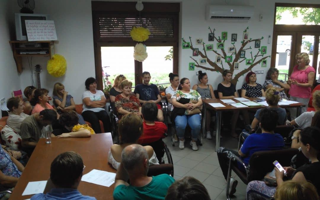 """Održan zajednički sastanak na kraju provedbe 1. godine programa """"Jaglac""""- moj drugi dom"""