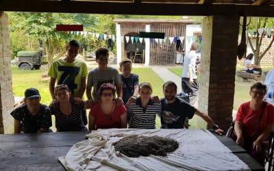 """Održani 3. i 4. volonterski kamp kroz projekt """"Šalji dalje"""""""