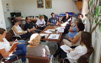 """Održan 3. partnerski sastanak i supervizija u okviru programa """"Jaglac"""" – moj drugi dom"""