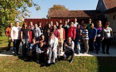 Posjet studenata Medicinskog fakulteta udruzi Jaglac