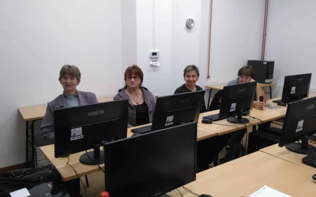 """Započela edukacija žena zaposlenih na projektu """"Učim, radim, pomažem"""""""