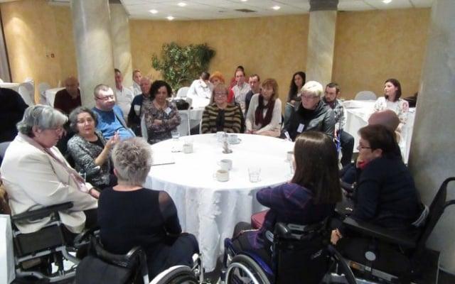 Predstavnica udruge Jaglac sudjelovala na 23. Međunarodnom simpoziju osoba s invaliditetom u Zagrebu