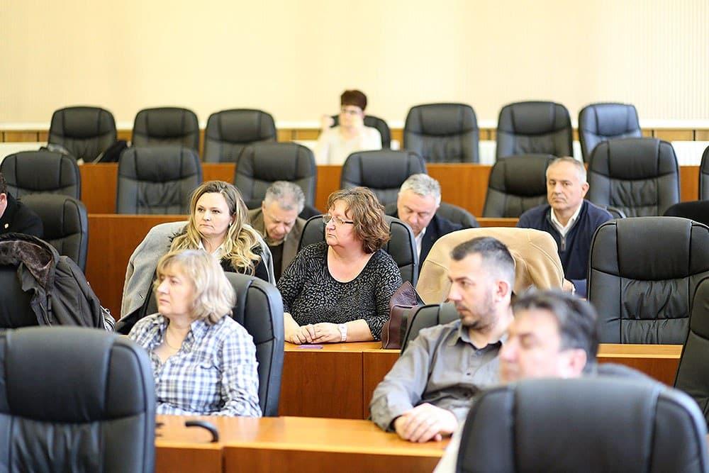 Predsjednica udruge Jaglac na Sjednici Partnerskog vijeća u Županiji