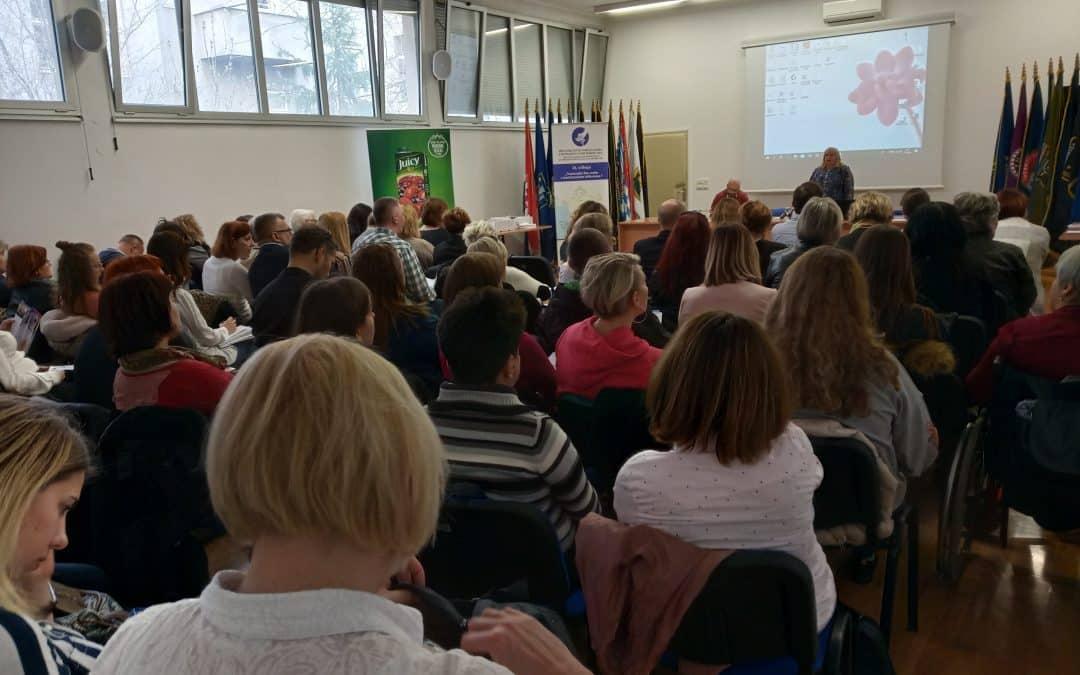 Predstavnici udruge Jaglac na Konferenciji o zapošljavanju OSIT na otvorenom tržištu rada