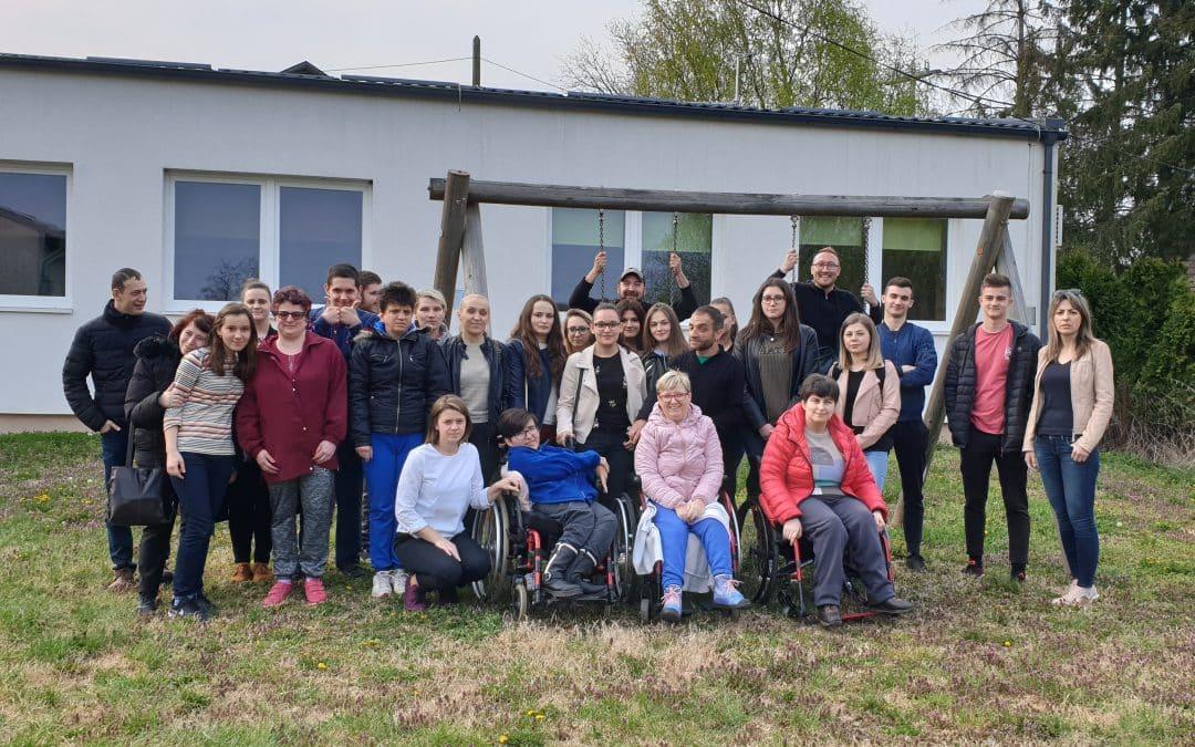 """Održan 5. volonterski kamp u sklopu projekta """"Šalji dalje"""""""