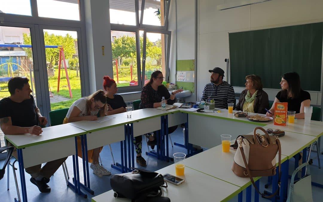 Održan partnerski sastanak u Vretencu u Slatini