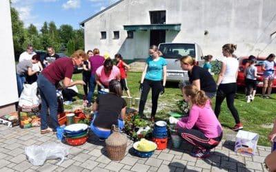 """Građanska volonterska akcija u sklopu projekta """"Šalji dalje"""""""