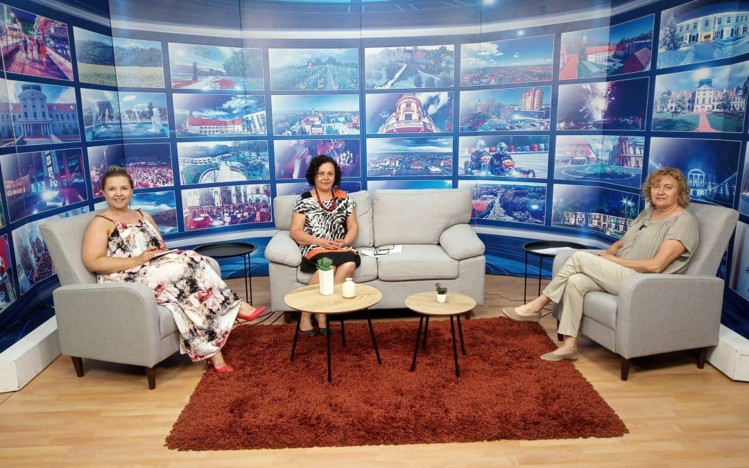 Na Plavoj TV u emisiji Lokalno intervju s predstavnicama udruge Jaglac
