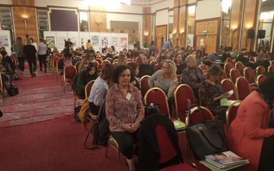 Predstavnica udruge Jaglac na Međunarodnoj konferenciji ATAAC u Zagrebu