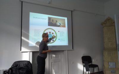 Predstavnici udruge Jaglac na edukacijama Nacionalne zaklade u Osijeku