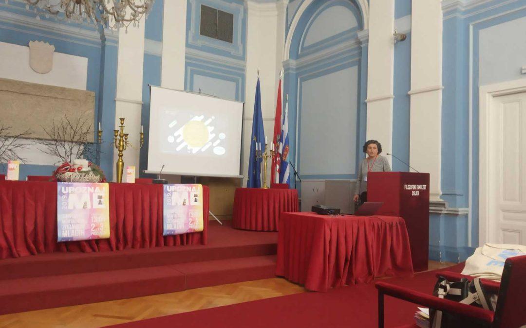 "Program udruge Jaglac predstavljen na Simpoziju ""Upoznaj me"""