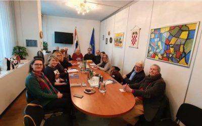 Predstavnici udruga – članica Saveza kod Pravobraniteljice i Uredu za udruge