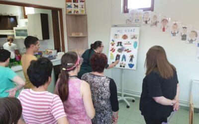 Radionice s vanjskim stručnjacima u sklopu projekta Nauči me i uspjet ću!