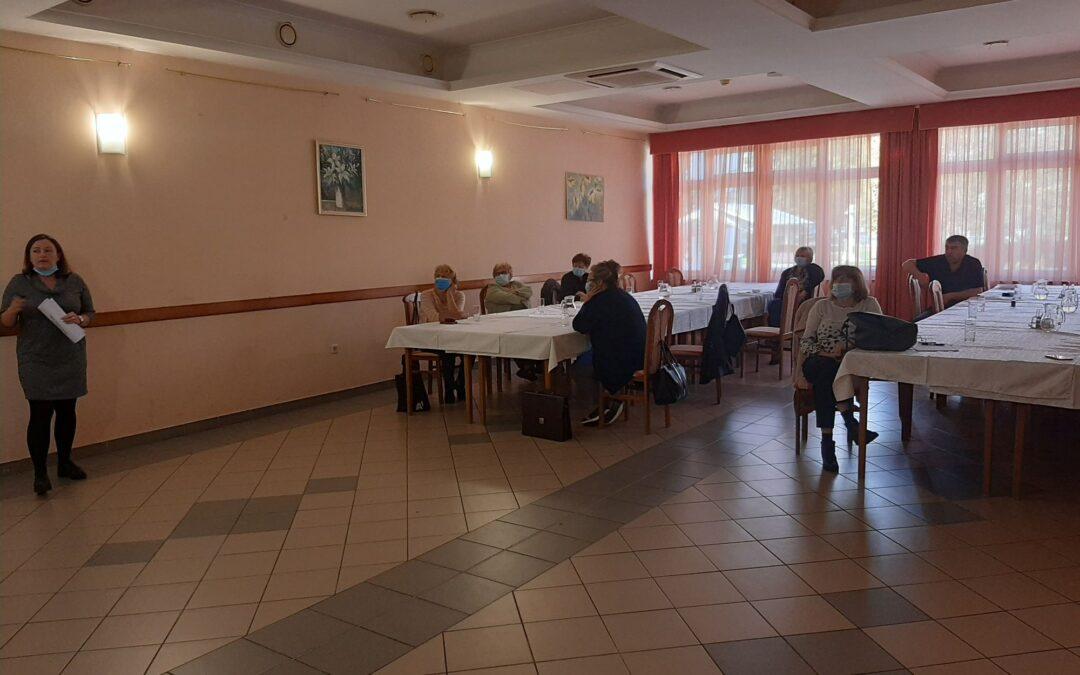 """Održana radionica stručne podrške roditeljima u okviru programa """"Jaglac"""" -moj drugi dom"""