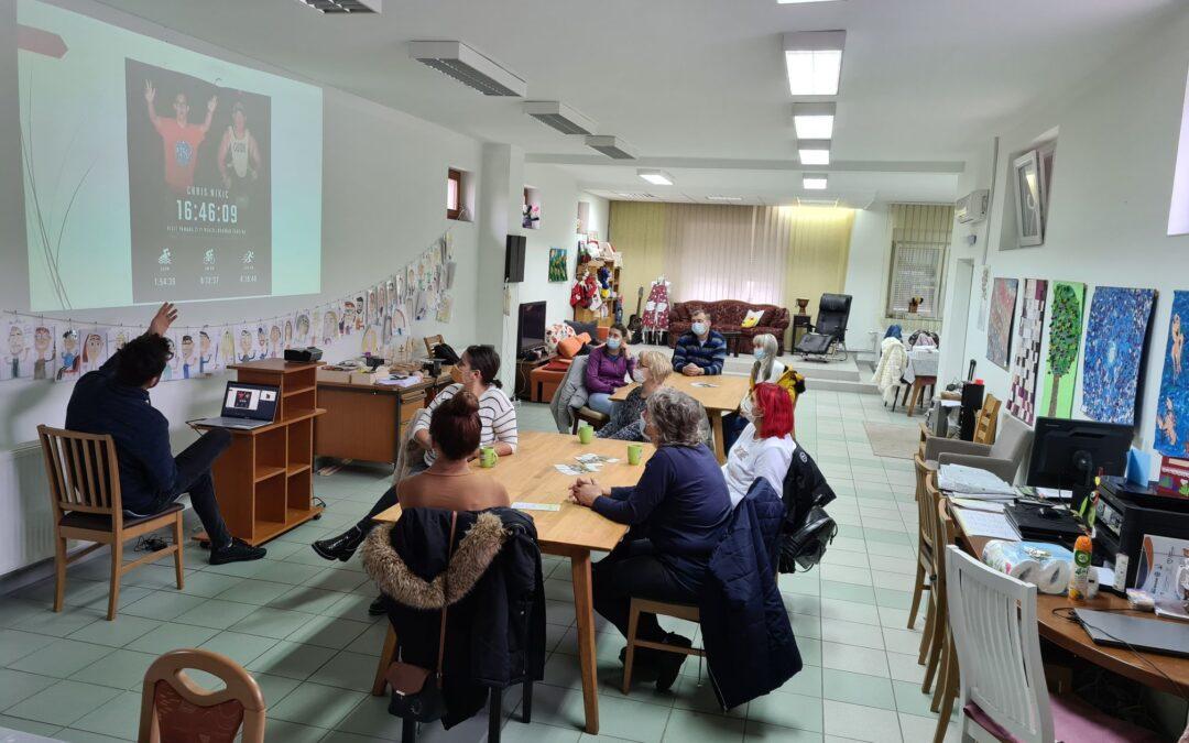 Održana edukacija osobnih asistenata u sklopu projekta Moj asistent III