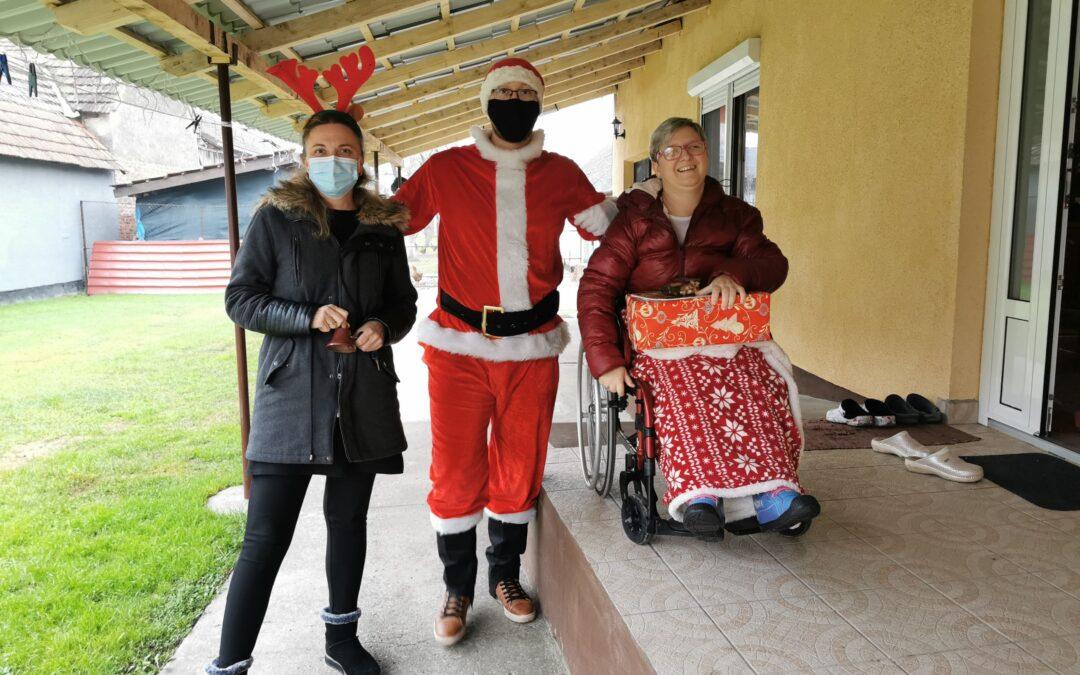 """Terenski posjet korisnicima udruge """"Jaglac"""""""