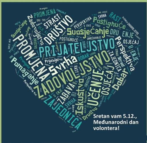 Veliko hvala našim volonterima!
