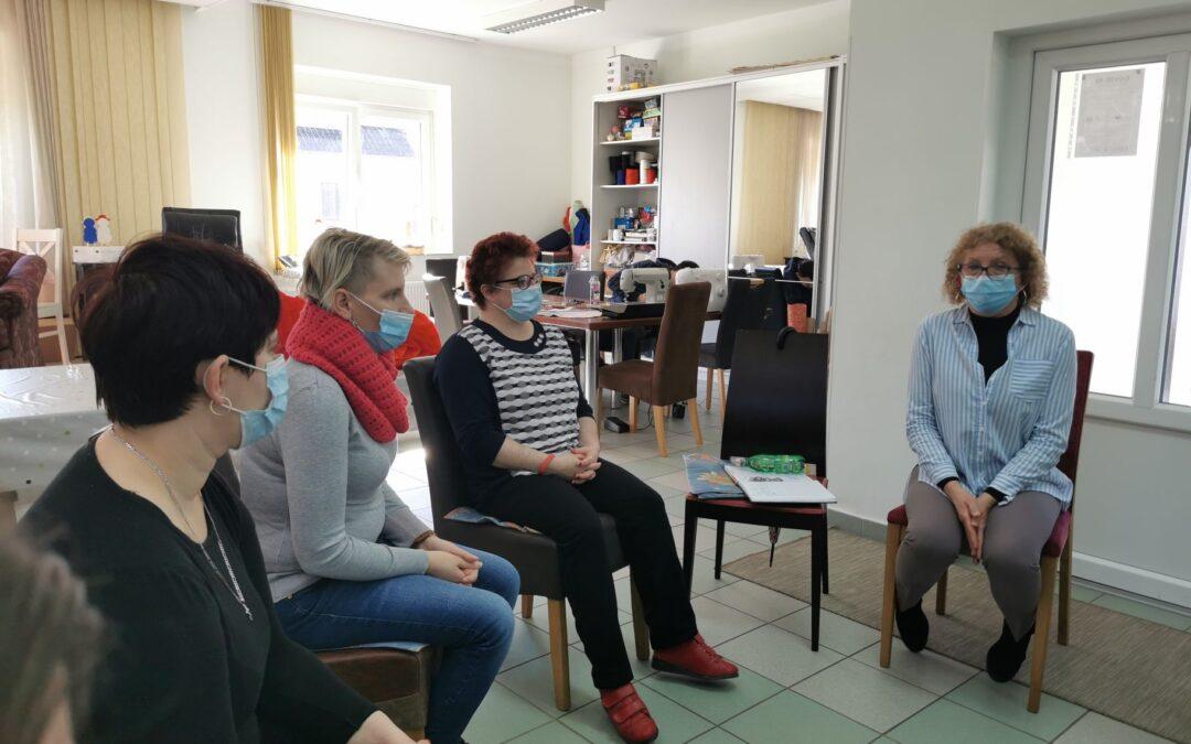 Psihološke radionice za korisnike povodom 14. Tjedna psihologije u sklopu projekta Nauči me i uspjet ću!
