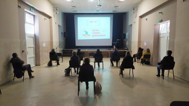 Održana početna konferencija za projekt Učim, radim, pomažem – faza II konferencija projekta
