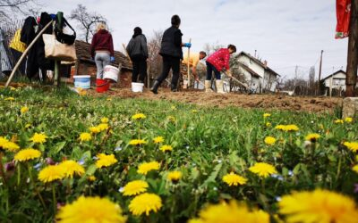 Uspješno provedena proljetna inkluzivna volonterska akcija