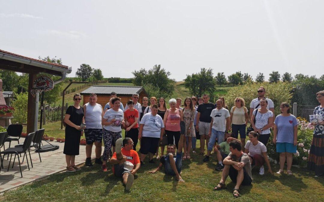 Studijsko putovanje u Križevce i Koprivnicu u sklopu projekta Nauči me i uspjet ću!