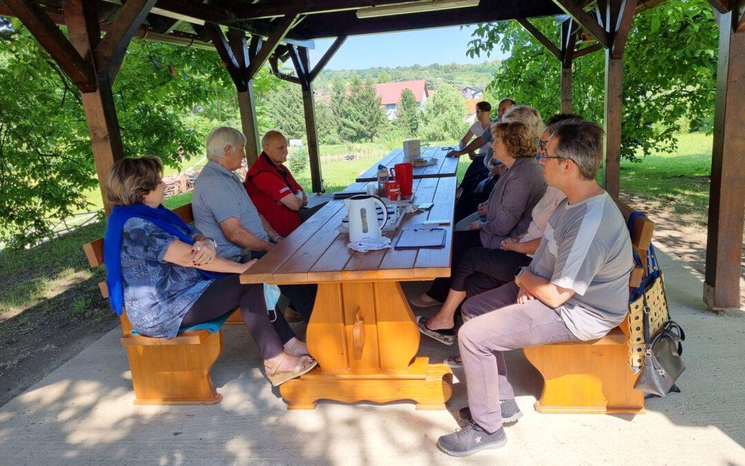 Sastanak s predstavnicima udruge Fraternite Catalogne iz Francuske