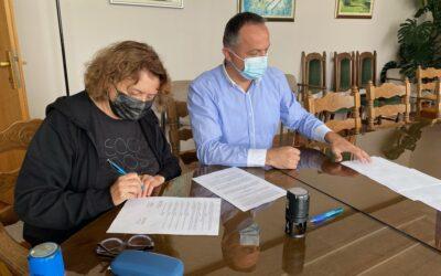 Sklopljen Ugovor o sufinanciranju poludnevnog boravka putem direktnog ugovaranja između Grada Orahovice i udruge Jaglac