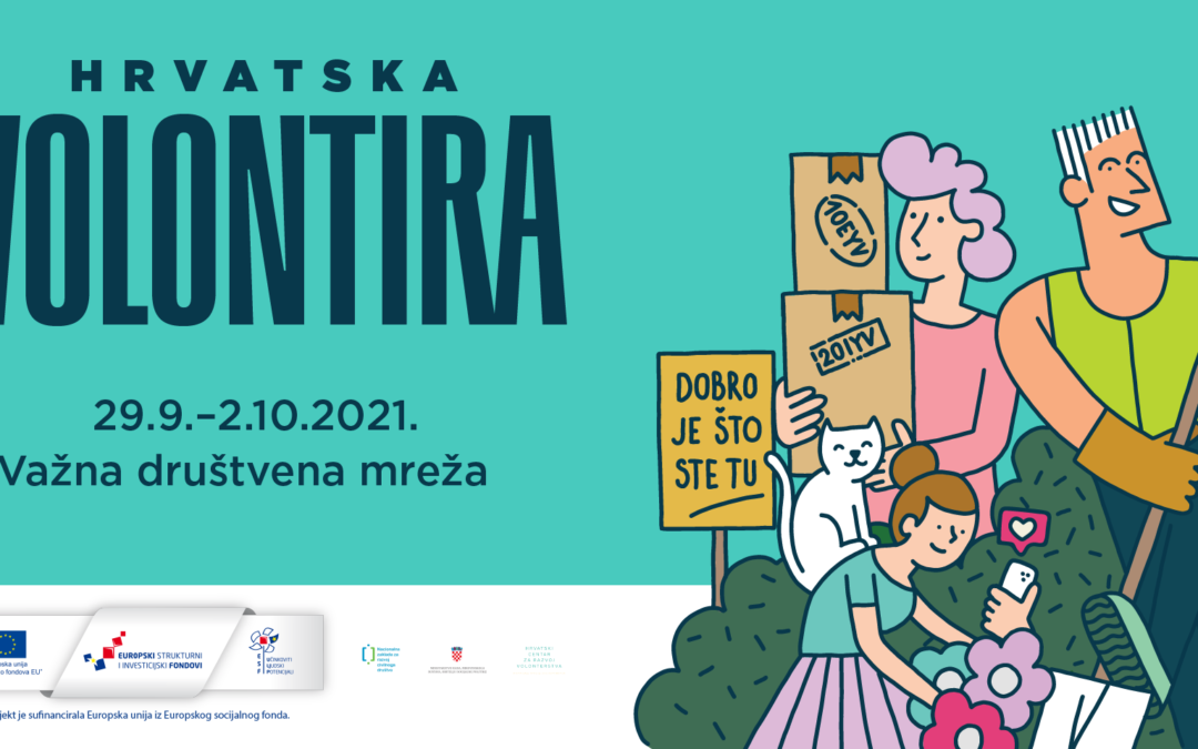 Hrvatska volontira – Jaglac prijavio dvije aktivnosti